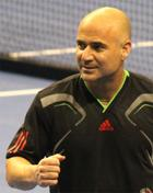 Andre Agassi Foto
