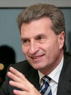 Günther Oettinger Foto