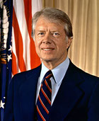 Jimmy Carter Foto