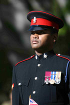 Johnson Beharry Foto